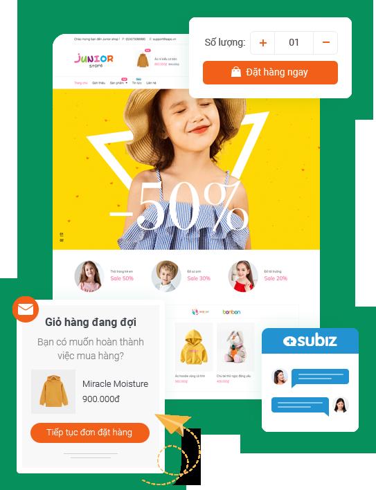 thiết kế website chuyên nghiệp tại ekoizi