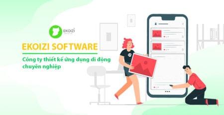 Ekoizi Software - Công ty thiết kế ứng dụng di động chuyên nghiệp