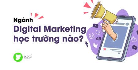 Mặc dù hot đến vậy, nhiều bạn vẫn chưa định hình được ngành digital marketing học trường nào, làm gì và nên thi khối nào?